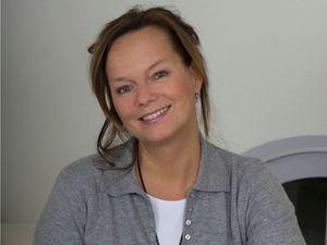 Daglig leder Marie Nilsson i Mediavision AB Foto: Mediavision