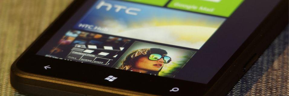 HTC Titan er en av telefonene som kan bli etterlatt når neste generasjon Windows Phone kommer.
