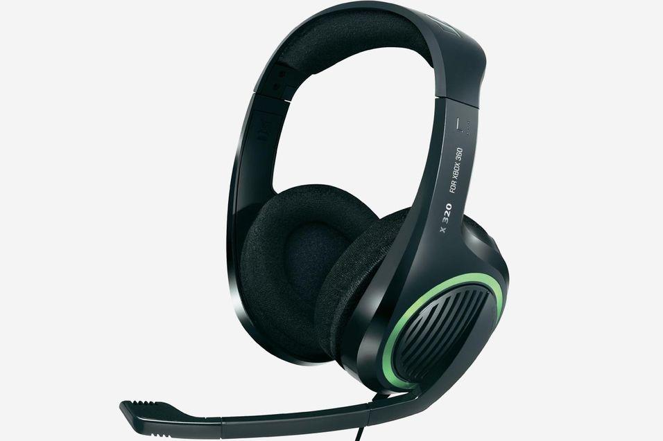 Nytt Xbox 360-headset fra Sennheiser