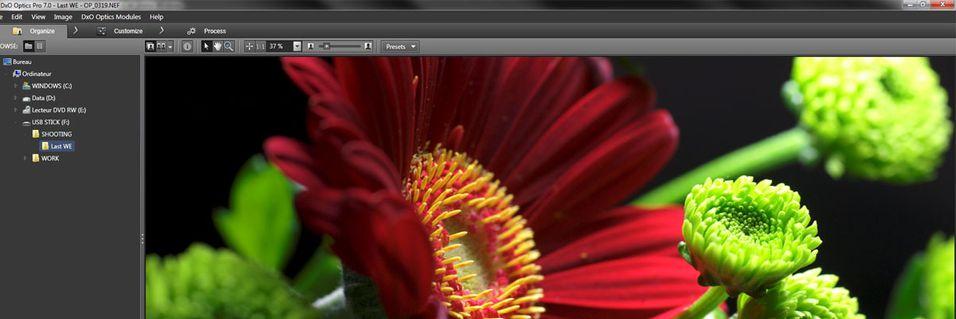 DxO lanserer Optics Pro 7