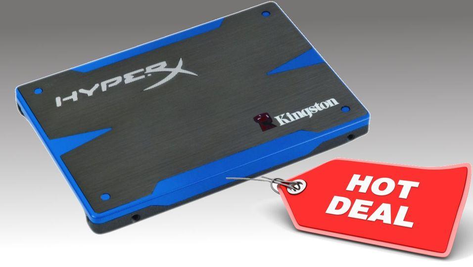 Snart vil SSD-prisene falle
