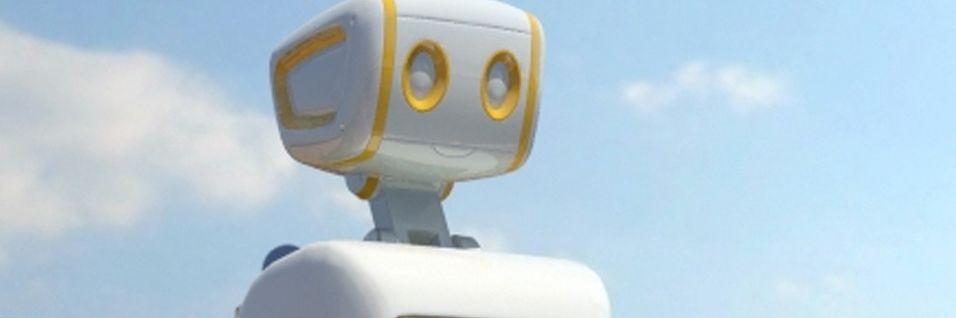 Sør-Korea prøver ut robotfangevoktere