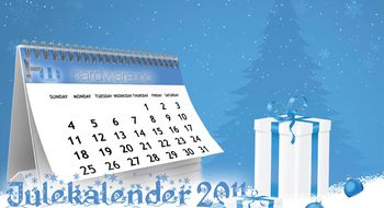 Julekalender 2011 – luke 16
