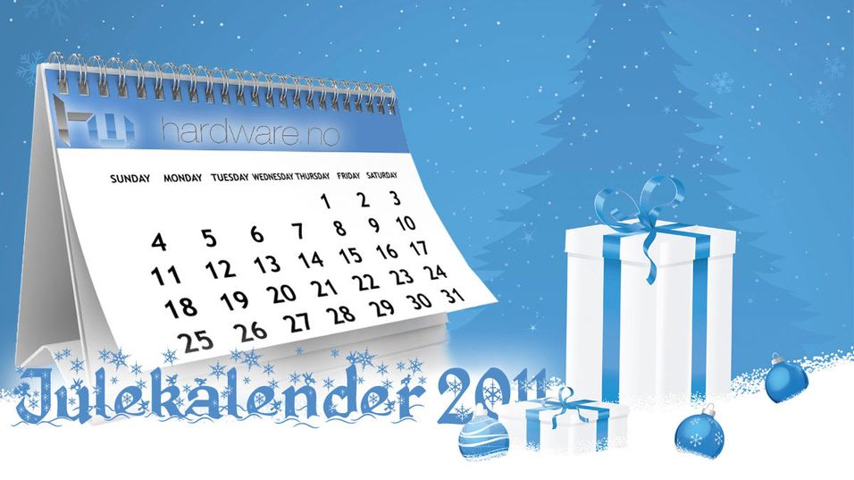 KONKURRANSE: Julekalender 2011 – luke 16