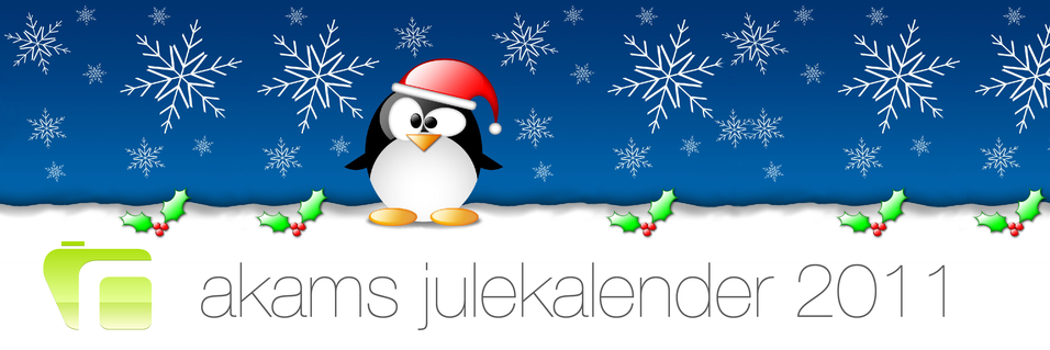 KONKURRANSE: Julekalender dag 2