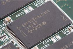Minnebrikker fra Intel