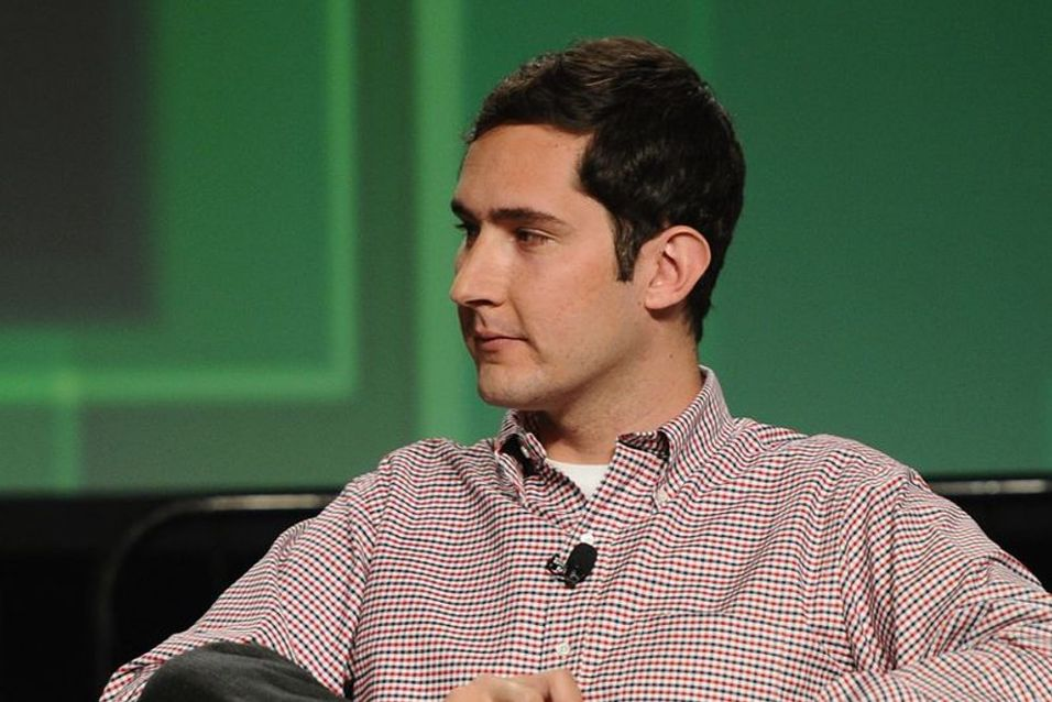 UTVIKLER: Kevin Systrom er med-grunnlegger og utvikler av Instagram. Foto: Getty Images/All Over Press