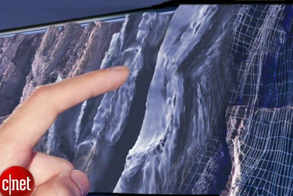 Nå lager de skjermer du kan«kjenne»