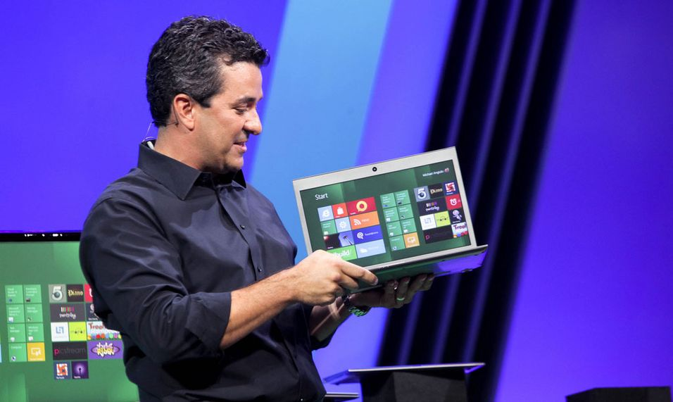 – Windows 8 beta kommer i februar