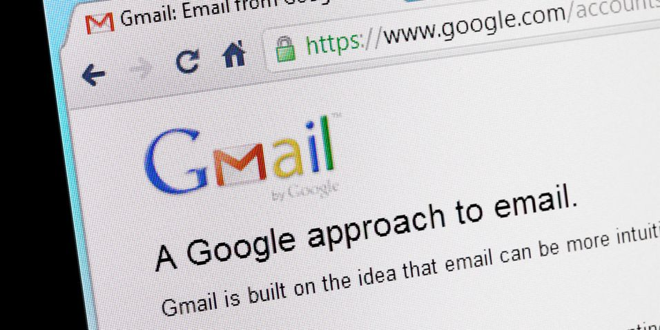 Nå er Gmail størst
