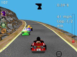 Nei, dette er ikke slik spill bør se ut i 2011.