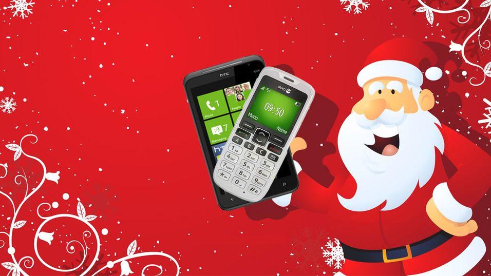 Flere mobiltips til julenissen