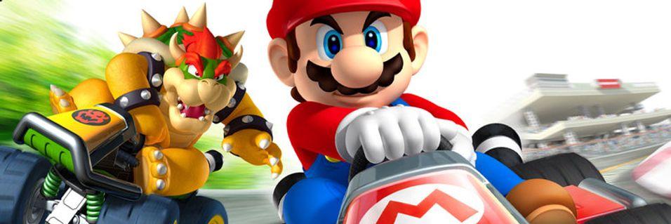 ANMELDELSE: Mario Kart 7