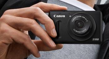 Test: Canon PowerShot S100