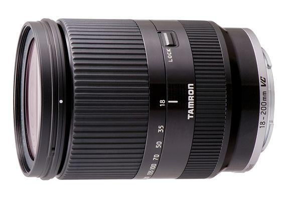 Tamrons nye 18-200mm til Sony NEX.