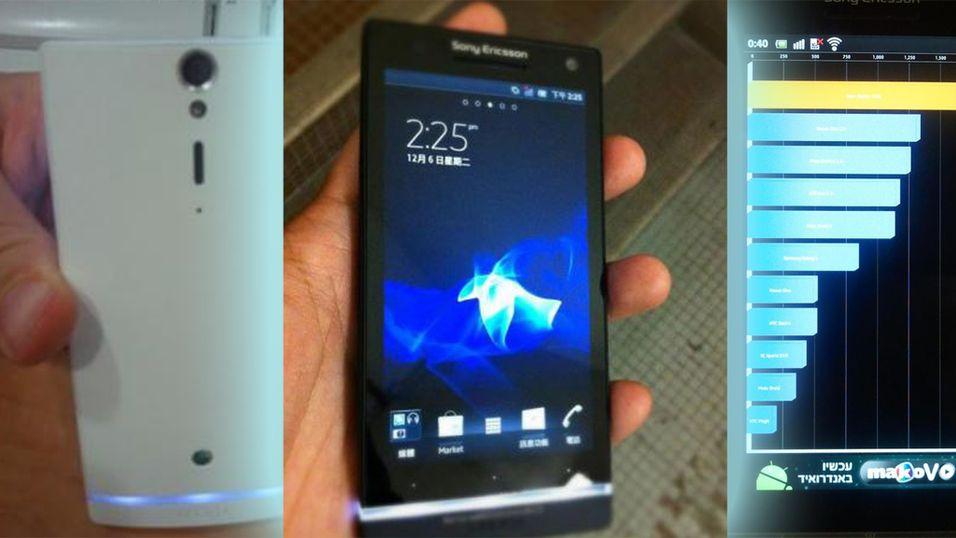 Er dette Sony Ericsson Nozomi?