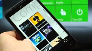 Styr Xbox-en med Windows Phone