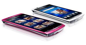Nye Sony Ericsson Arc S er lynrask