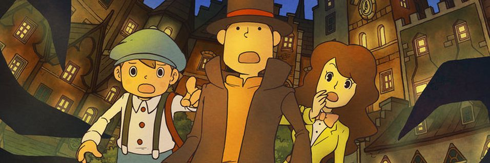 ANMELDELSE: Professor Layton and the Spectre's Call