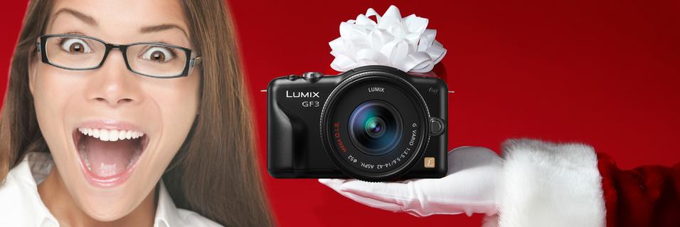 ANBEFALING: Her er systemkameraene du bør gi til jul