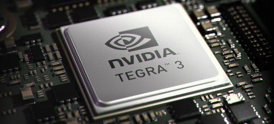 I Tegra 3-plattformen bruker Nvidia en firekjernet ARM-prosessor og sin egen grafikkteknologi.
