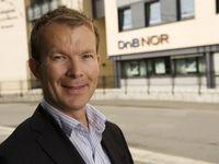 Pressesjef Thomas Midteide i DnB Nor. Tidligere kommunikasjondirektør i SAS Norge (DnB Nor)