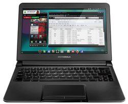 Likheten med en hvilken som helst laptop er slående.