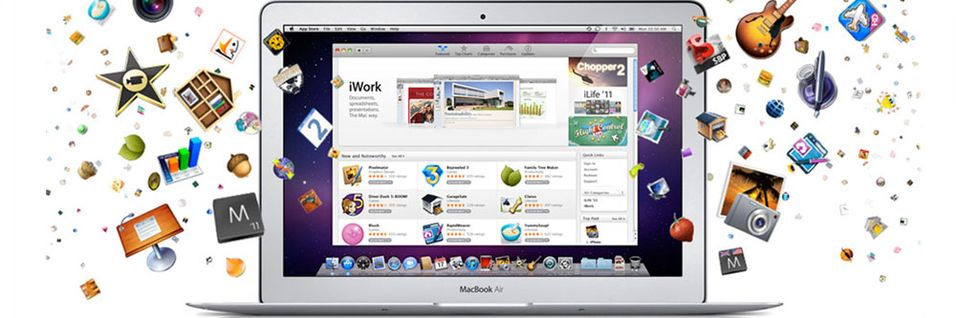 Apple feirer ny milepæl for Mac App Store