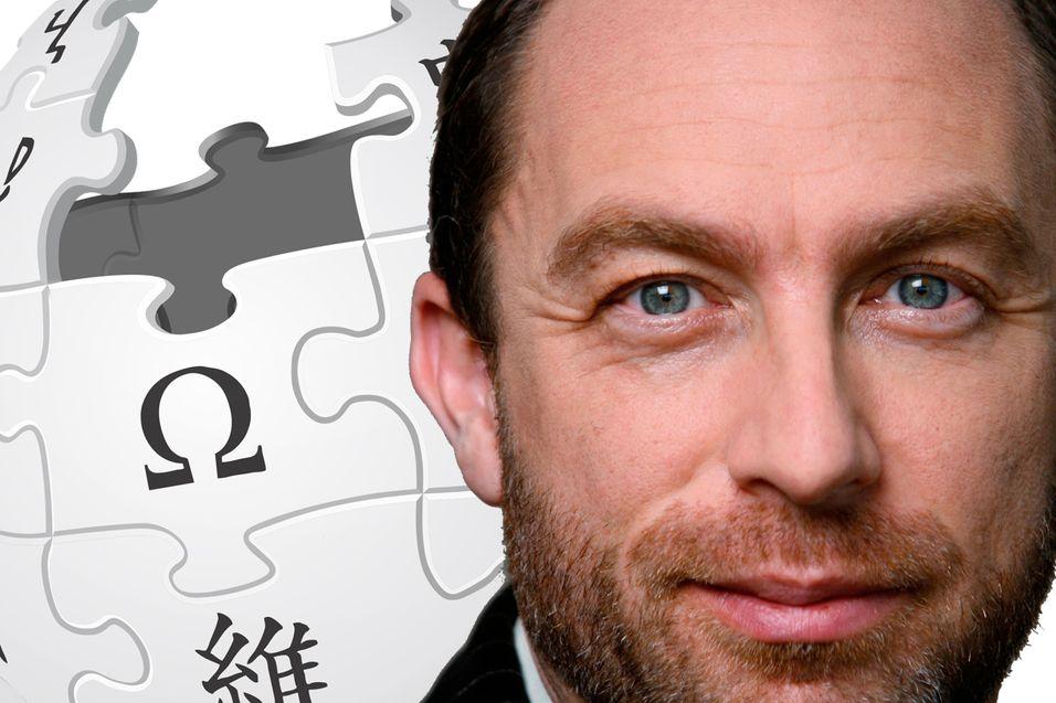 Teamet til Wikipedia-grunnlegger Jimmy Wales gjør en global innsats.