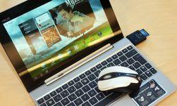 Råest akkurat nå: Asus Transformer Prime med Nvidias Tegra 3-plattform.