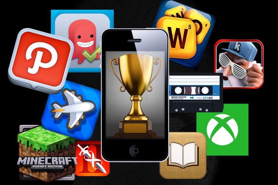 Her er månedens beste iPhone-apper