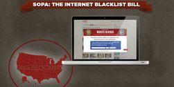 SOPA setter effektivt opp en kraftig brannmur rundt USA