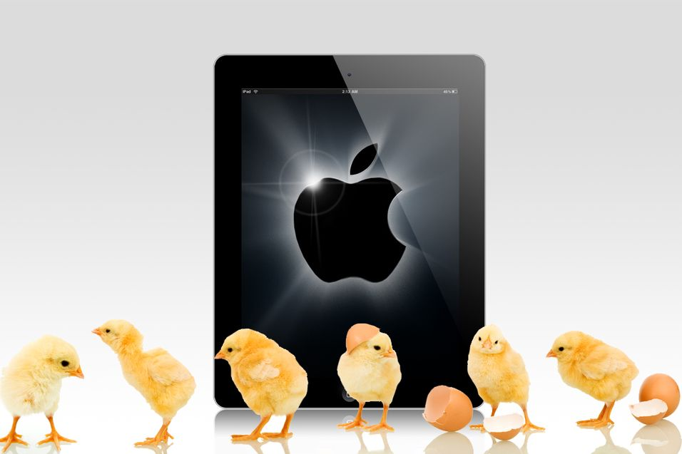 – iPad 3 kommer til påske