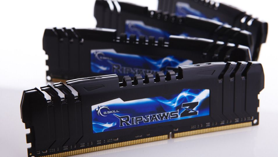 Ekstremt RAM-sett fra G.Skill