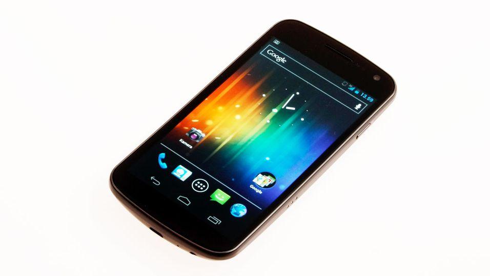 TEST: Samsung Galaxy Nexus