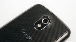 Kameraet på 5 megapiksler er enklere enn på Galaxy S II.
