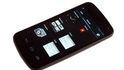 Modulene ligger som en forlengelse av applikasjonsmenyen, og kan enkelt plasseres på en av startskjermene.