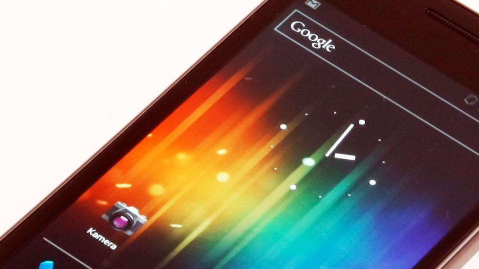 Galaxy Nexus får Android 4.1