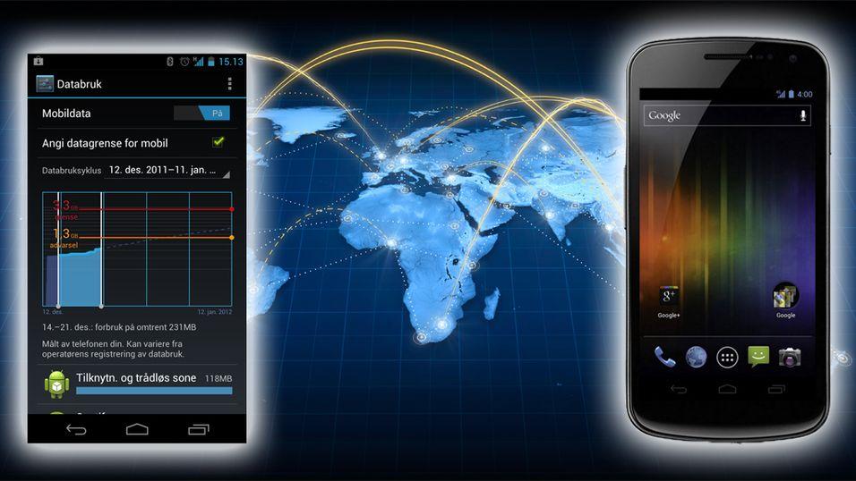 Android-mobilene skal bli mer like