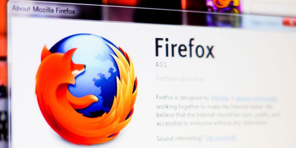 Fremtiden til Firefox er reddet