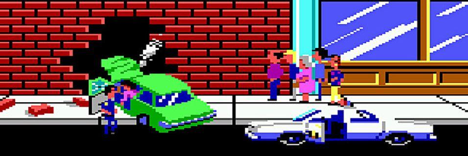 Husker du Police Quest?