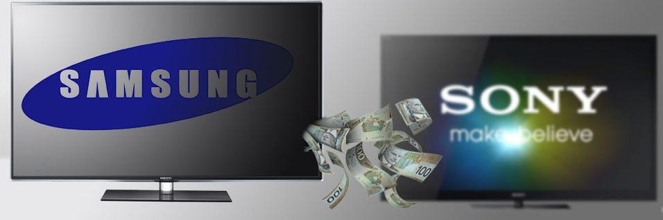 Nå er Samsung størst i verden