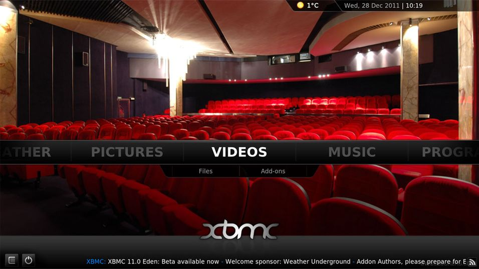Ny versjon av XBMC klar for beta-testing