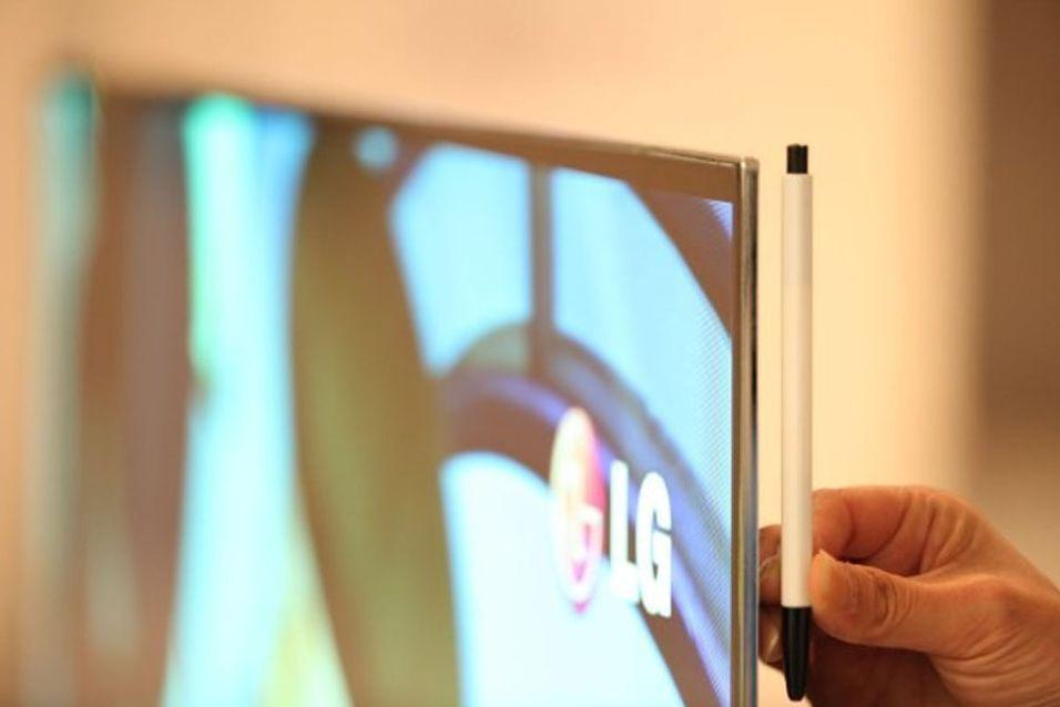 LG vil vise frem enorm OLED-skjerm på CES