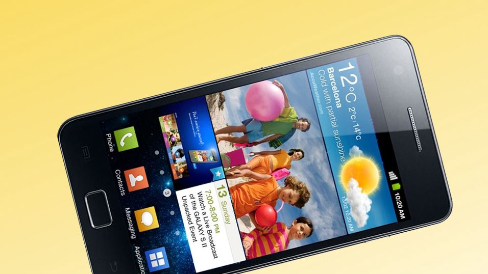 Galaxy S III kan bli en 3D-telefon