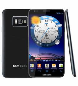 I julehelgen dukket det opp rykter om at dette skulle være Galaxy S III. Det viste seg å bare være et designkonsept.