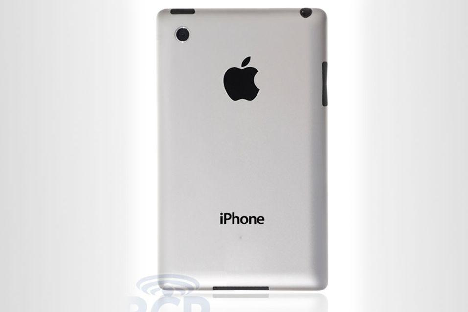 Slik ser neste iPhone ut, ifølge BGR. (illustrasjon:BGR)