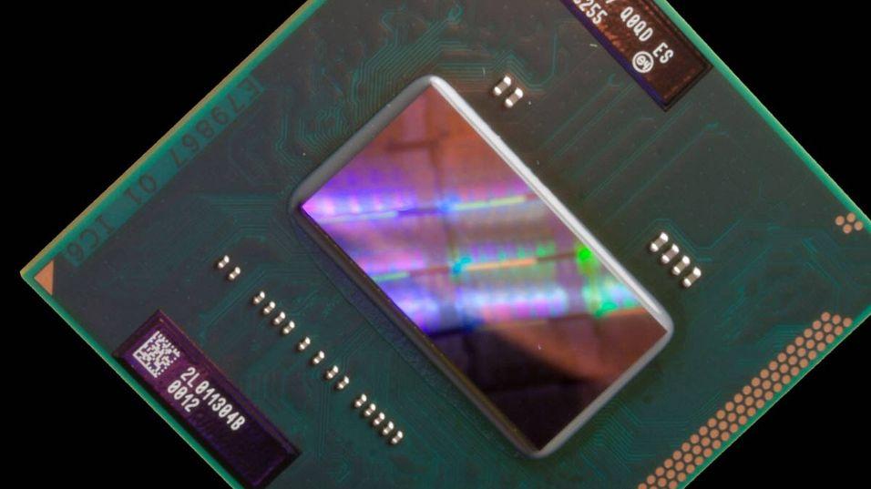 Nye Intel-prosesorer i april