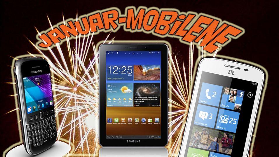 Disse mobilene kan du kjøpe i januar