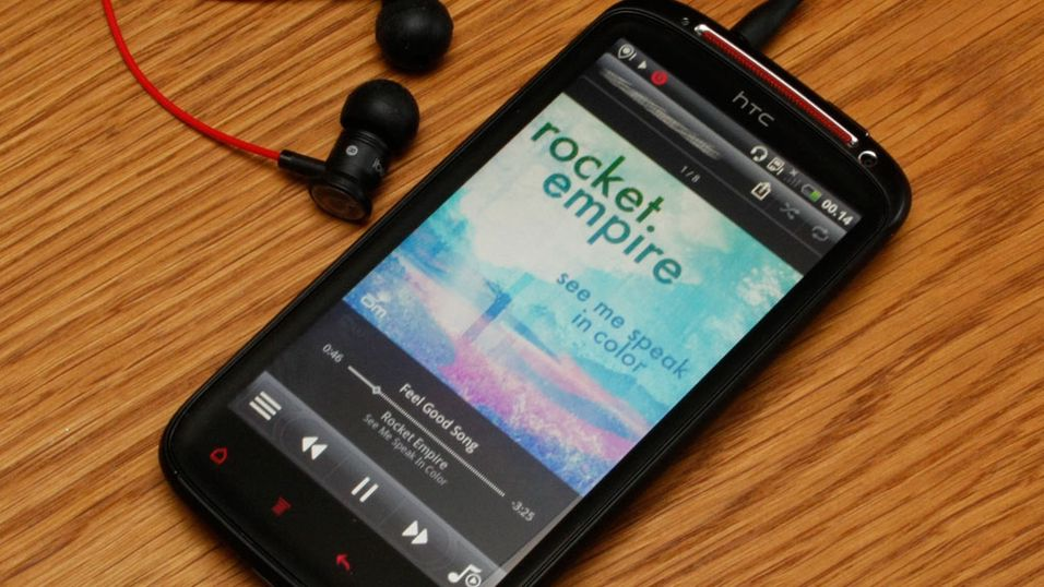 TEST: HTC Sensation XE